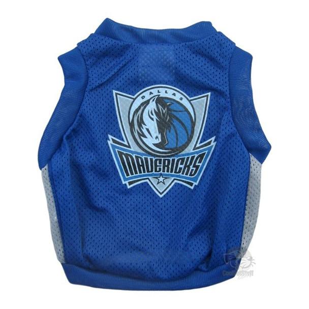 Dallas Mavericks Alternate Style Pet Jersey