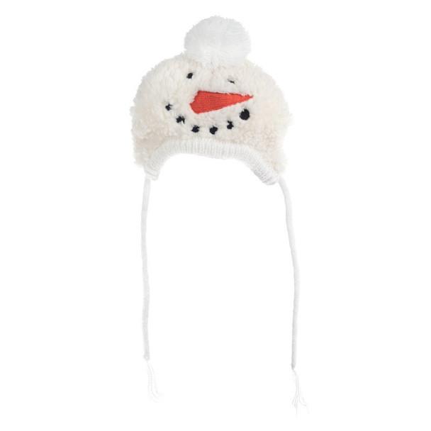 Snowman Pet Dog Hat