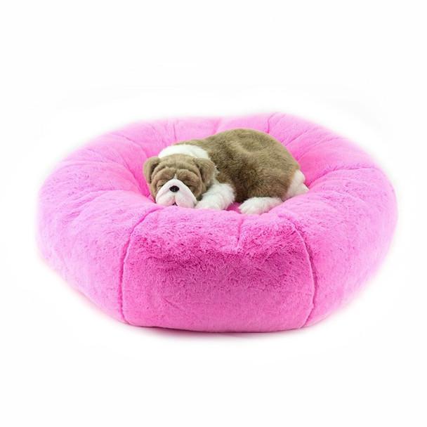 Designer Plush Perfect Pink Spa Bed