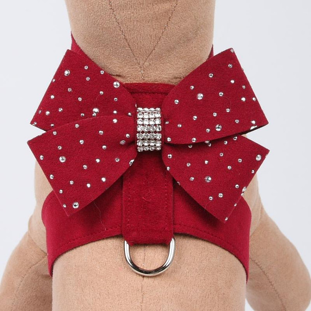 Silver Stardust Nouveau Bow Tinkie Harnesses by Susan Lanci