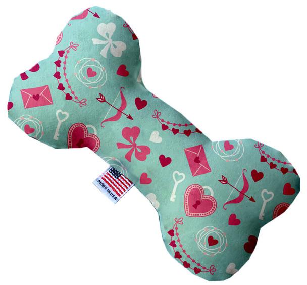 Bone Dog Toy - Cupid's Love, 3 Sizes