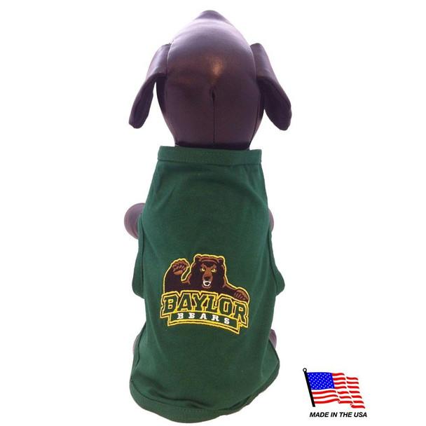 Baylor Bears Pet Tank