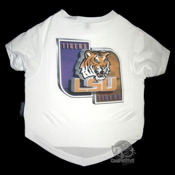 LSU Tigers Performance Tee Shirt