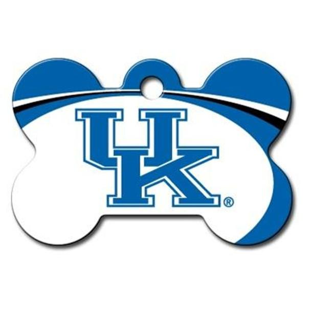Kentucky Wildcats Bone ID Tag