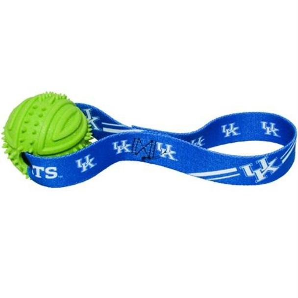 Kentucky Wildcats Rubber Ball Toss Toy