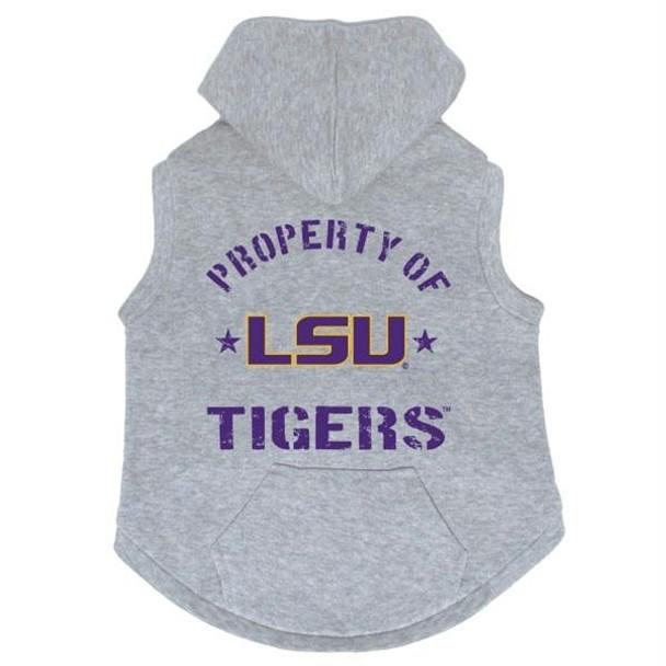 LSU Tigers Hoodie Sweatshirt