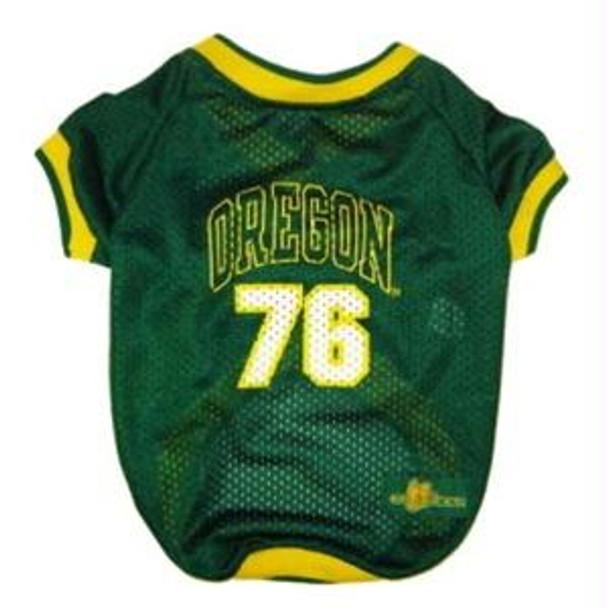Oregon Ducks Dog Jersey