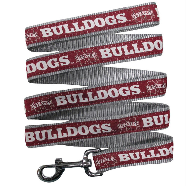 Mississippi State Bulldogs Pet Leash by Pets First