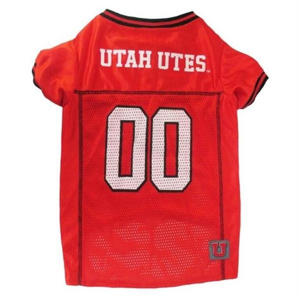 Utah Utes Pet Jersey