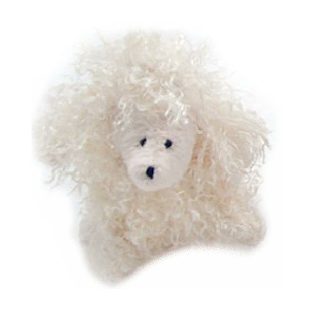 Poodle Pipsqueak Small Dog Toy