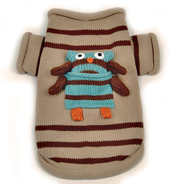 Owl Love You Forever Sweater & Toy