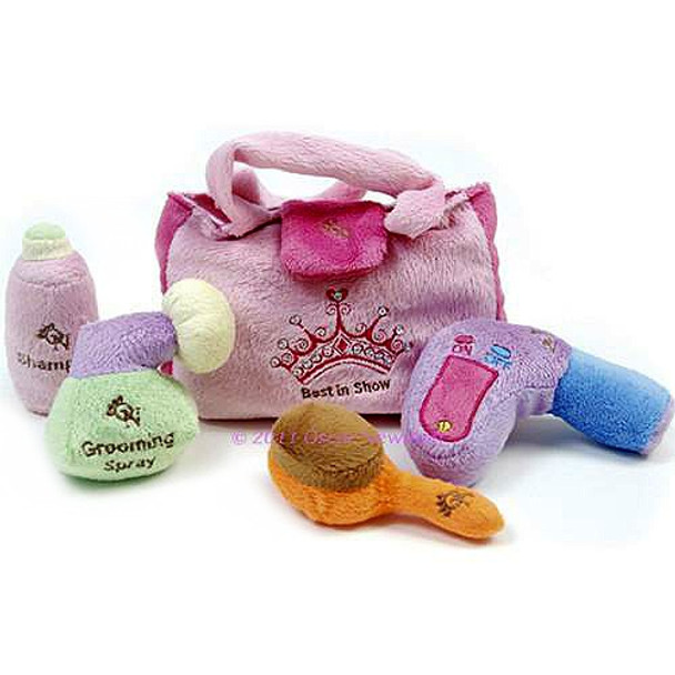 Best in Show Pet Dog Toy Set by Oscar Newman Couture