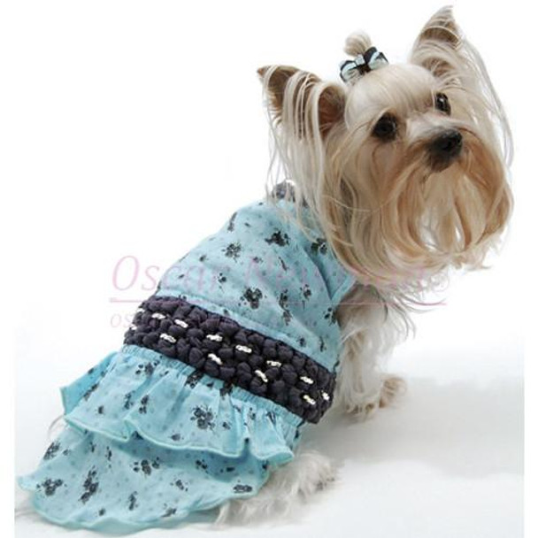 St. Tropez Knotted Dog Dress
