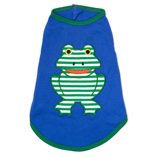 Frog Pet Dog T-Shirt - Small - Big Dog