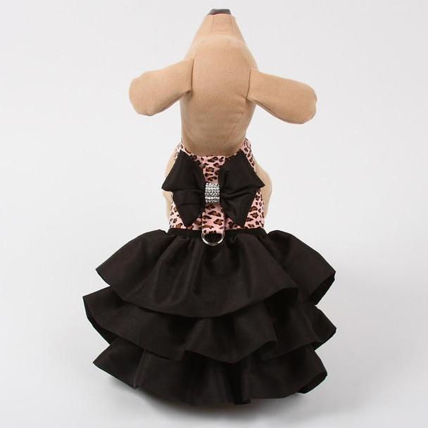 Pink Cheetah Couture Designer Madison Dog Dress
