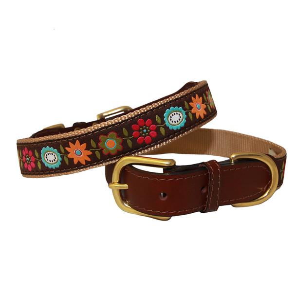American Traditions Dog Collar - Bella Floral