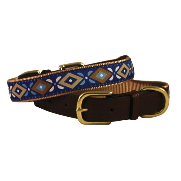 American Traditions Dog Collar - Aztec