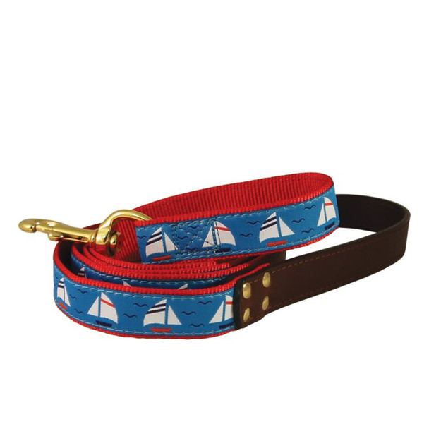 American Traditions Dog Leash - Under Sail