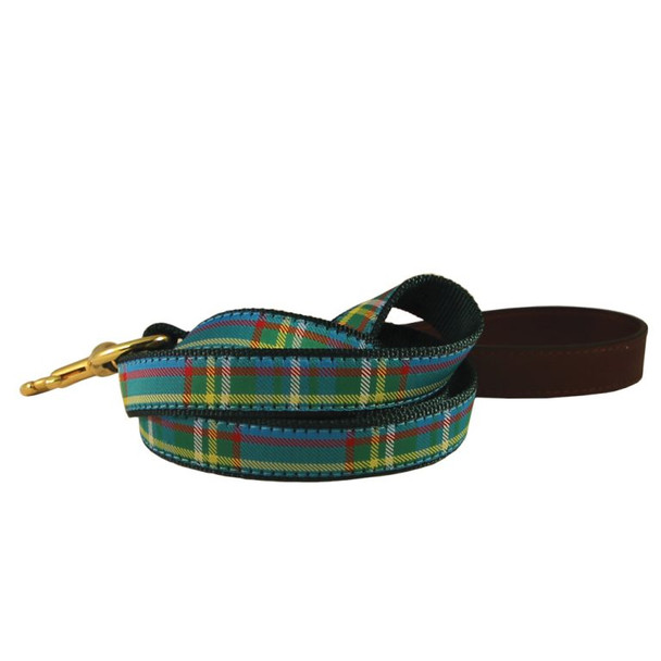 American Traditions Dog Leash - Kendall Plaid