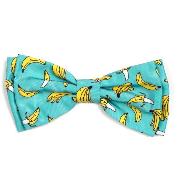 Go Bananas Pet Dog Bow Tie
