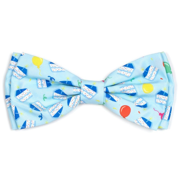 Birthday Boy Pet Dog Bow Tie
