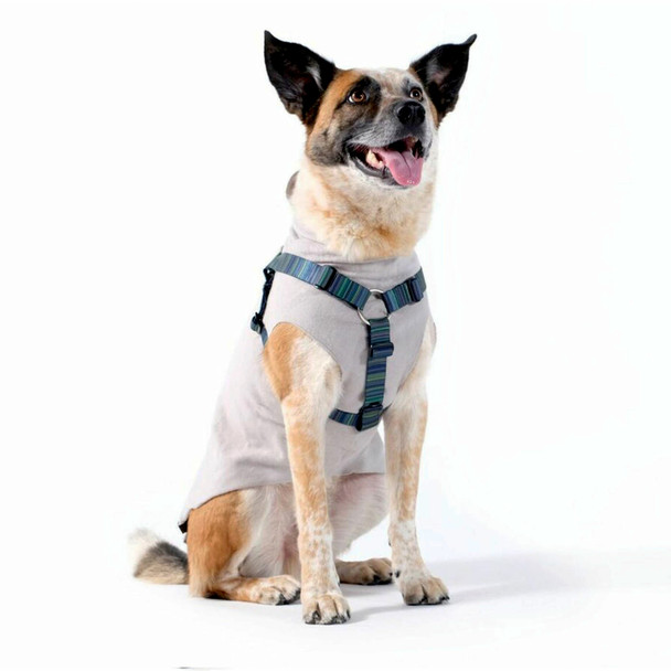 Step-in Swiftlock Dog Harness - Riverbed