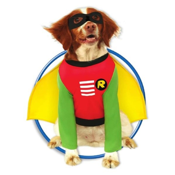 Robin Pet Costume