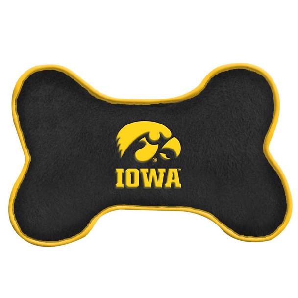Iowa Hawkeyes Squeak Toy