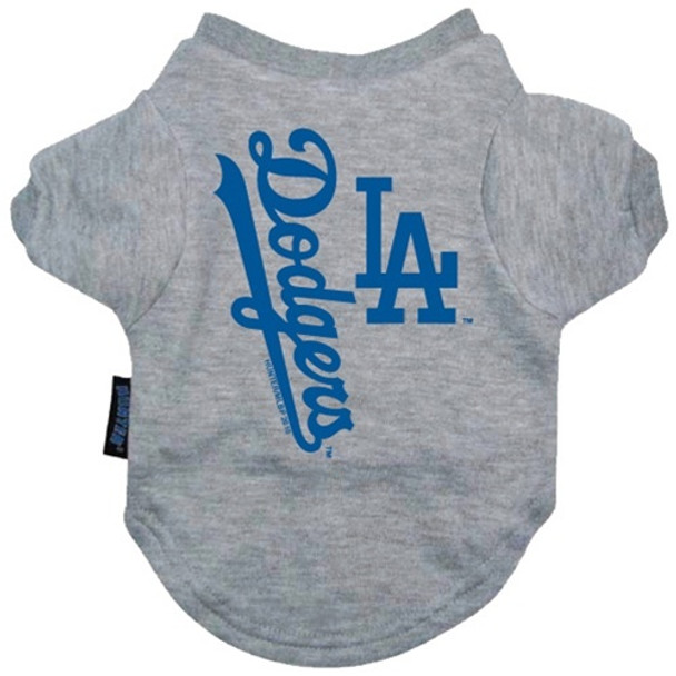 Los Angeles Dodgers Dog Tee Shirt