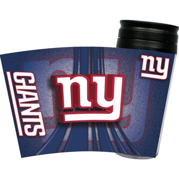 New York Giants Acrylic Tumbler w/ Lid