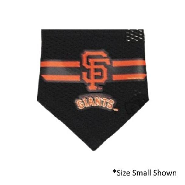 San Francisco Giants Mesh Dog Bandana - HSFG5165-0001