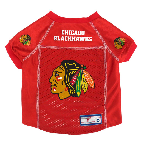 Chicago Blackhawks Pet Jersey