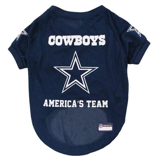 Dallas Cowboys America's Team Pet Jersey