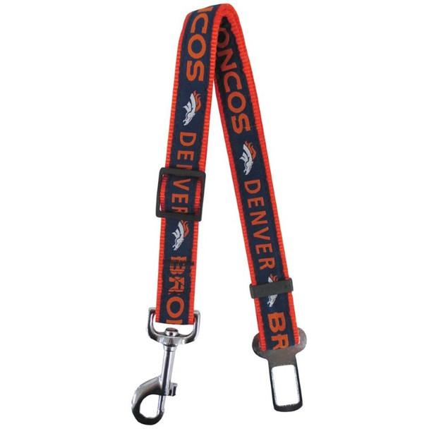 Denver Broncos Pet Seat Belt Restraint