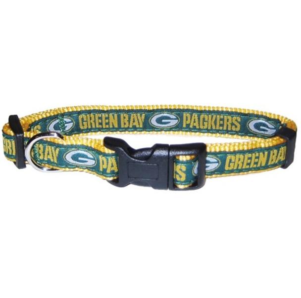 Green Bay Packers Pet Collar