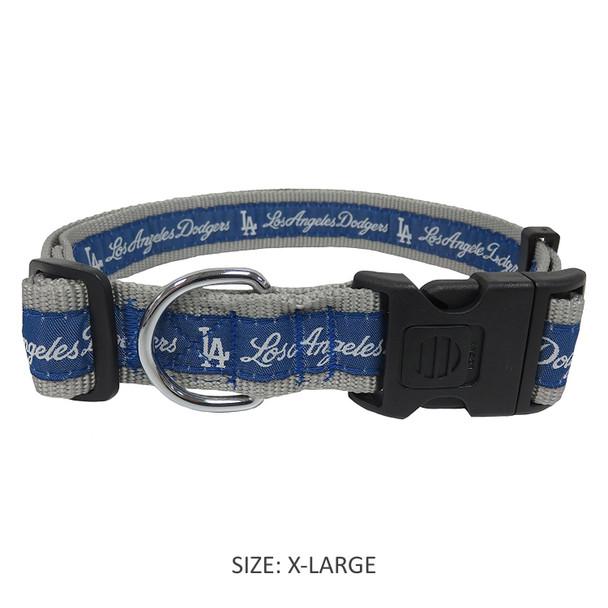 Los Angeles Dodgers Pet Collar