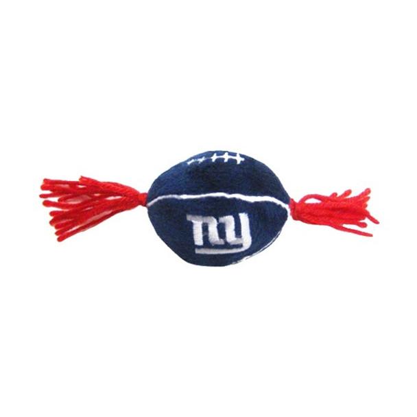 New York Giants Catnip Toy