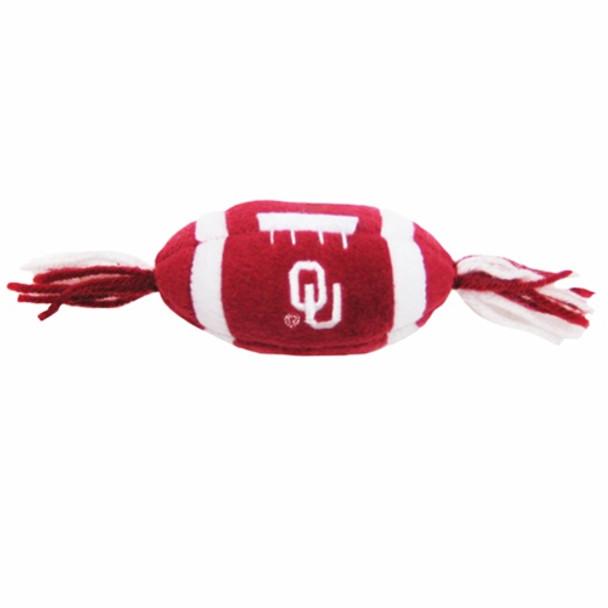 Oklahoma Sooners Catnip Toy