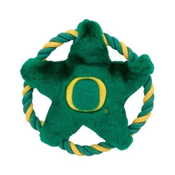 Oregon Ducks Star Rope Disk