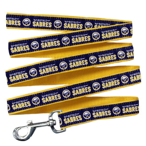 Buffalo Sabres Pet Leash by Pets First