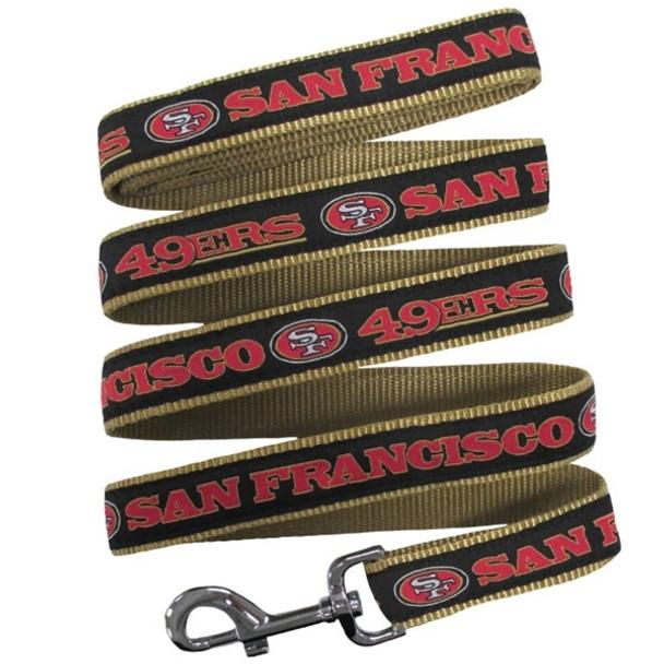 San Francisco 49ers Pet Leash