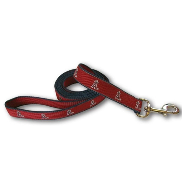 Los Angeles Angels Reflective Dog Leash