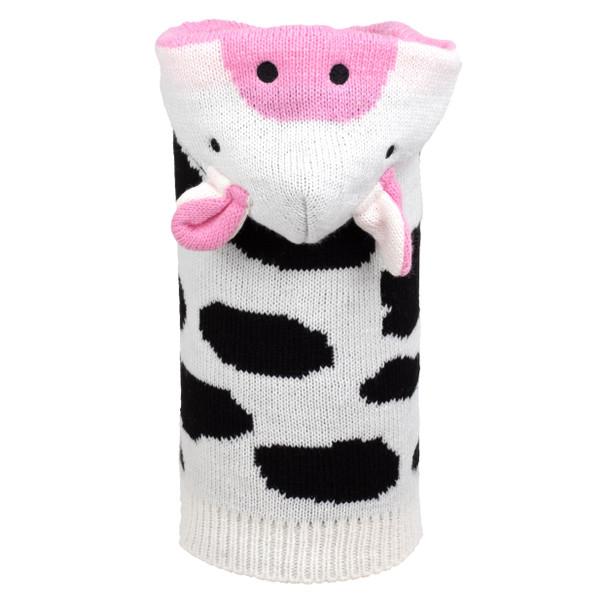 Cow Hoodie Dog Sweater