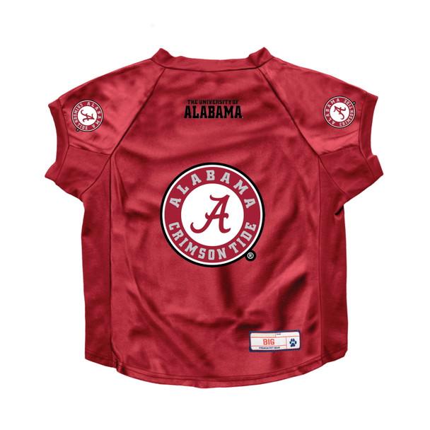 Alabama Crimson Tide Pet Stretch Jersey