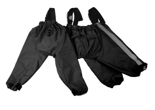 Bodyguard - Protective All-Weather Dog Pants - Black