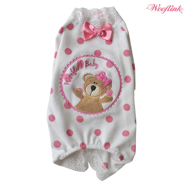 Teddy & Me Dog Pajamas