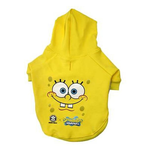 SpongeBob Face Pet Dog Hoodie