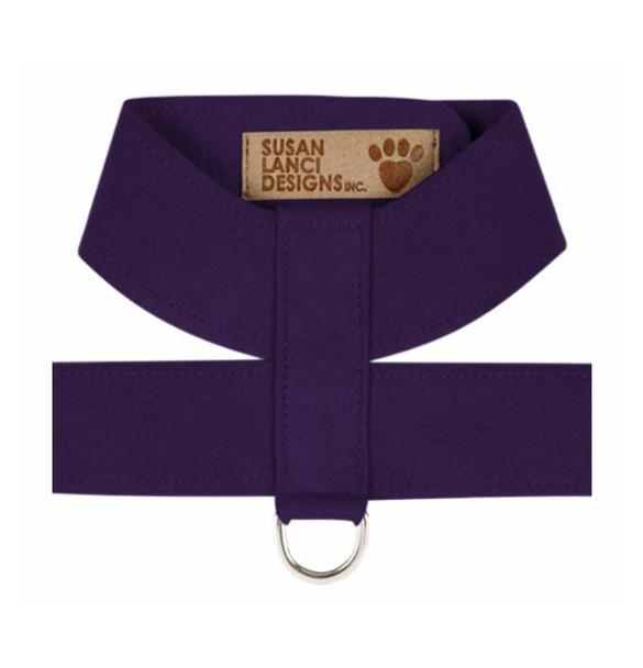 Amethyst Plain Dog Tinkie Harnesses by Susan Lanci Designs