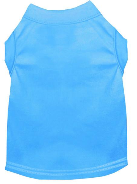 Plain Dog Tank - Bermuda Blue