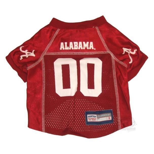 Alabama Crimson Tide Pet Mesh Jersey